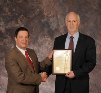 Albert Segall receives Fellow Award