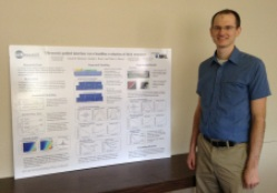 Jason Bostron Wins poster competition