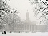 Old Main - January 2004