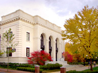 Schwab Auditorium - photo by William Ames