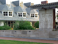 Hintz Family Alumni Center at Penn State