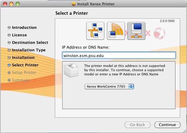 Xerox Printer Drivers Mac